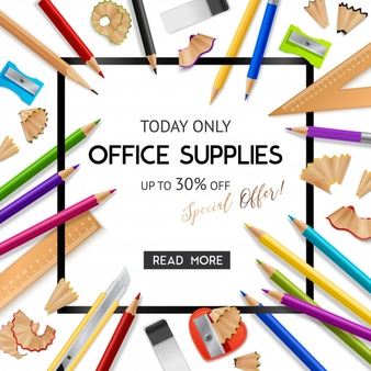 Recommended stationery suppliers websites to read