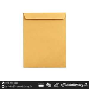 A3 Envelope Brown