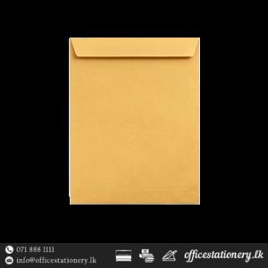 A4 Envelope Brown