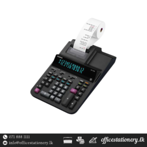 Casio DR 120R 12Digit Printing Calculator