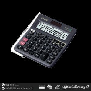 Casio MJ 120D Calculator 12digit