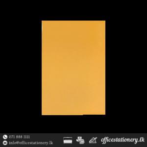 Catalog Envelope Brown