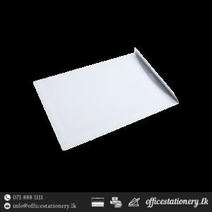 Catalog Envelope White