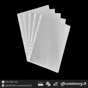Clear Sheet Protectors 100 Sheets