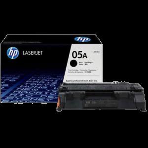 HP 05A INK CARTRIDGE BLACK