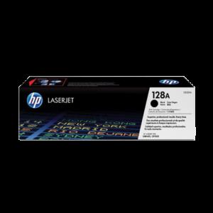 HP 128A Toner Cartridge Black