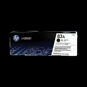 HP 83A LASERJET PRINT CARTRIDGE M125A PRINTER BLACK
