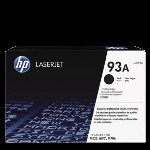 HP 93A LASERJET M706N PRINTER BLACK
