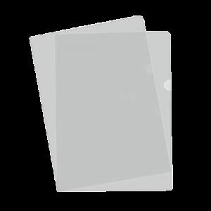 L Open Pocket File