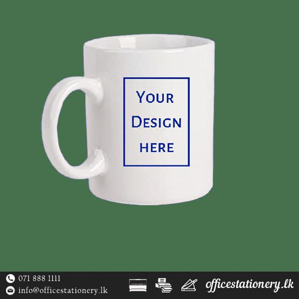 Mug printing design