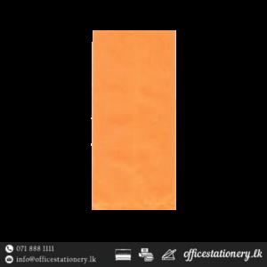 Register Post Envelope Brown