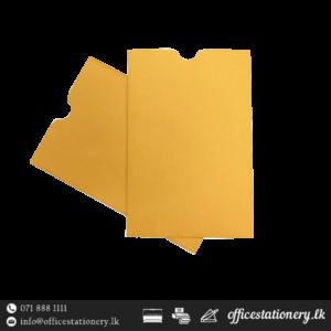 Report Card Envelope