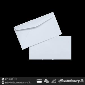 Salary Envelope White